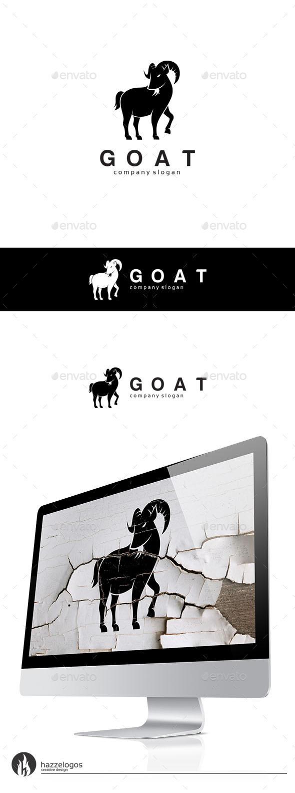 GraphicRiver Goat Logo 10052467