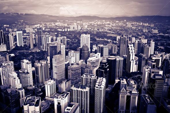 PhotoDune City Skyline 1011301