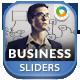 Business Slider/Hero Image - 3 designs - GraphicRiver Item for Sale