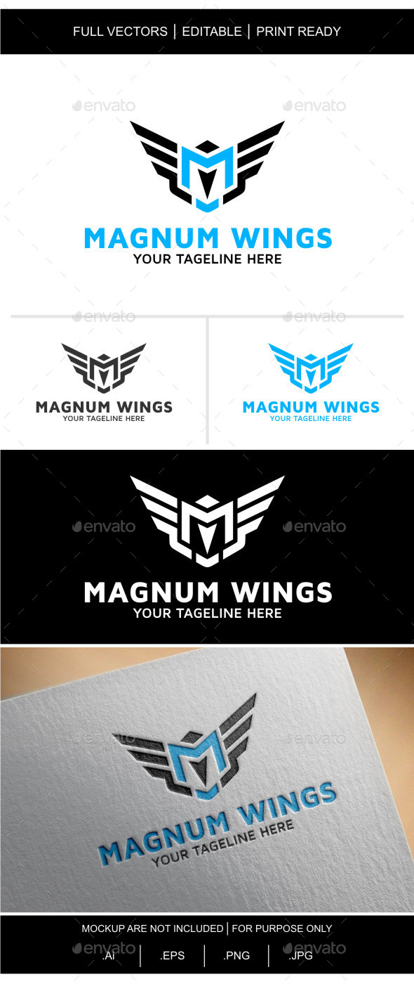 GraphicRiver Magnum Wings 10002969