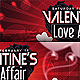 Valentine Party Fb Cover - GraphicRiver Item for Sale