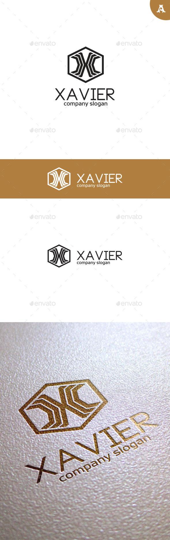 GraphicRiver Xavier Logo 10053242