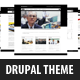 Smart Business Company Drupal 6 Theme - ThemeForest Item for Sale