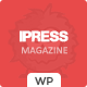 iPress - Blog/Magzine/News Wordpress Theme - ThemeForest Item for Sale