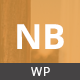 NiceBlog - Clean and Awesome WP Blog Theme - ThemeForest Item for Sale