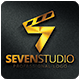 Seven Studio Logo Template - GraphicRiver Item for Sale