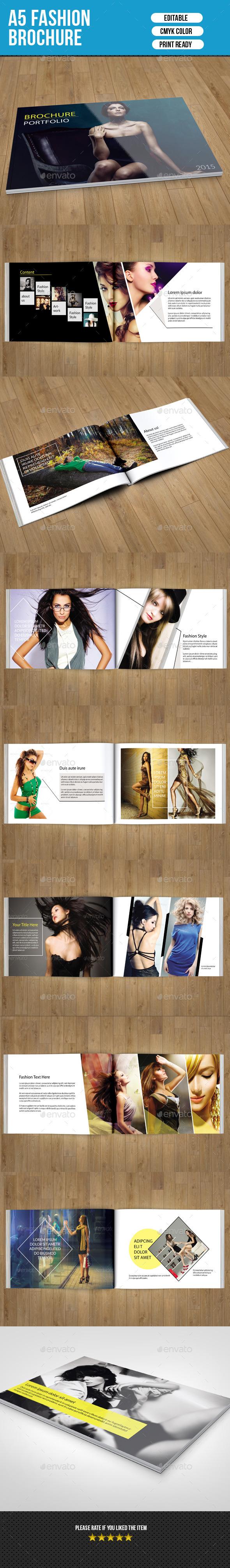 GraphicRiver Minimal Portfolio Catalog-V143 10054209