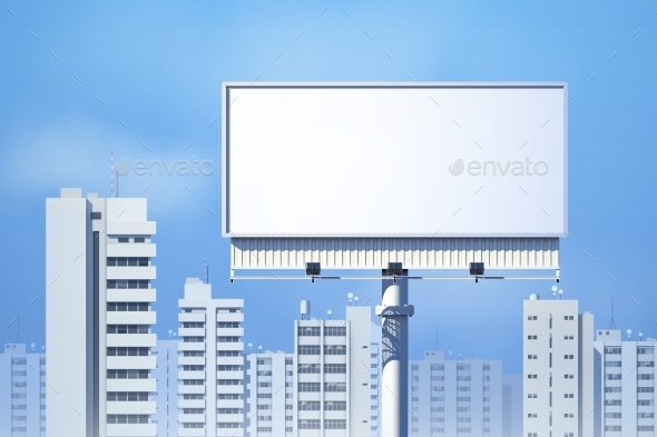 GraphicRiver Outdoor Billboard 10054447