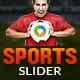 Sports Slider/Hero Image - GraphicRiver Item for Sale