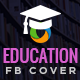 Education Facebook Cover - GraphicRiver Item for Sale