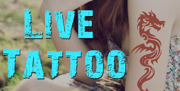 CodeCanyon Live Tattoo 10054899