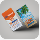 Tour Travel Gift Voucher - GraphicRiver Item for Sale