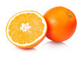 Juicy Oranges Refreshment