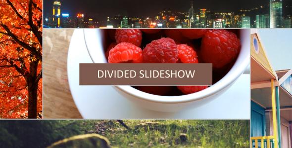 Divided Slideshow
