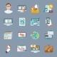 Seo Internet Marketing Icon - GraphicRiver Item for Sale