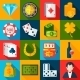 Casino Flat Icons - GraphicRiver Item for Sale