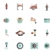 Auto Service Flat Icon - GraphicRiver Item for Sale