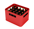 Crate full with beer bottles - PhotoDune Item for Sale