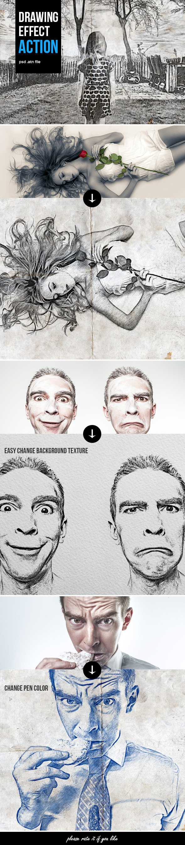 GraphicRiver Drawing Action 10035660