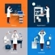 Science Icons Set - GraphicRiver Item for Sale