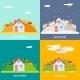 Seasons Change - GraphicRiver Item for Sale