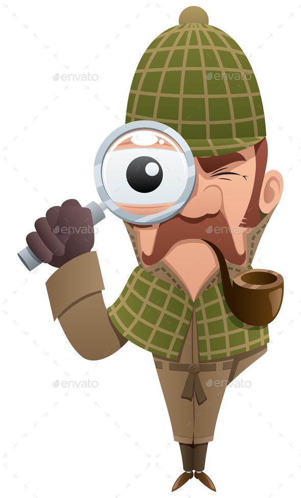 GraphicRiver Detective 10057728