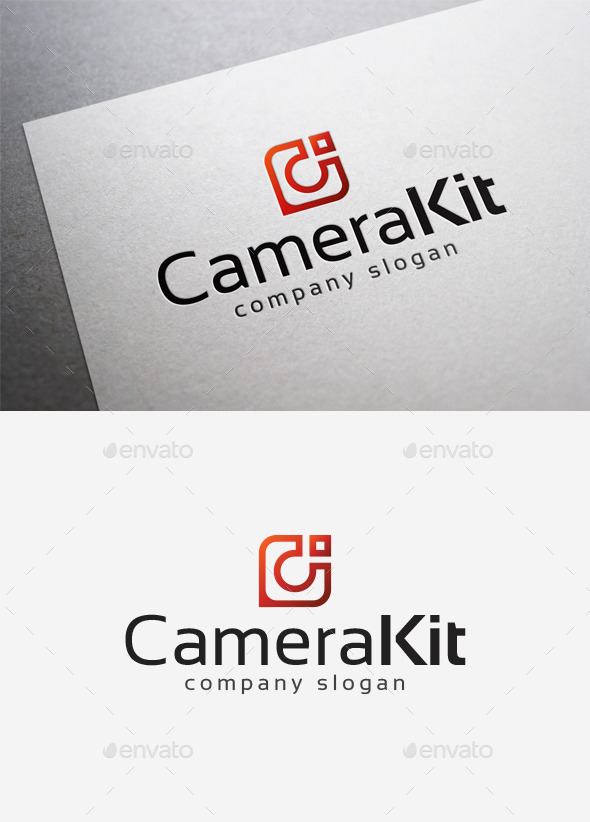 GraphicRiver Camera Kit Logo 10057766