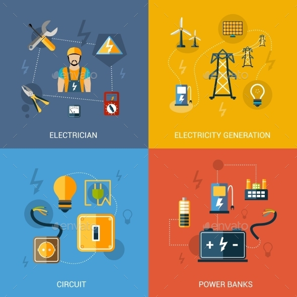 GraphicRiver Electricity 10057967