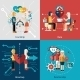 Dating Icon Set - GraphicRiver Item for Sale