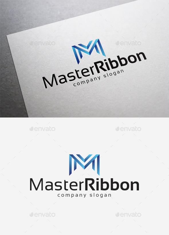 GraphicRiver Master Ribbon Logo 10058109