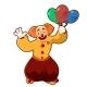 Cartoon Clown - GraphicRiver Item for Sale
