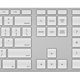 Standard US Keyboard - GraphicRiver Item for Sale