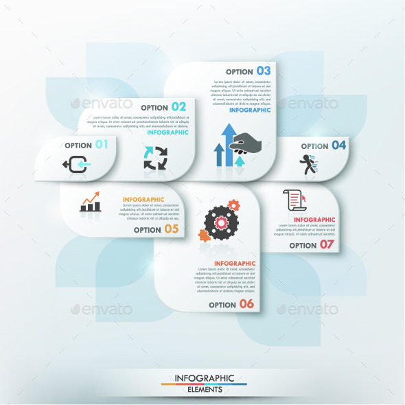 GraphicRiver Modern Infographic Options Template 10059998