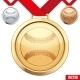 Baseball Medal - GraphicRiver Item for Sale