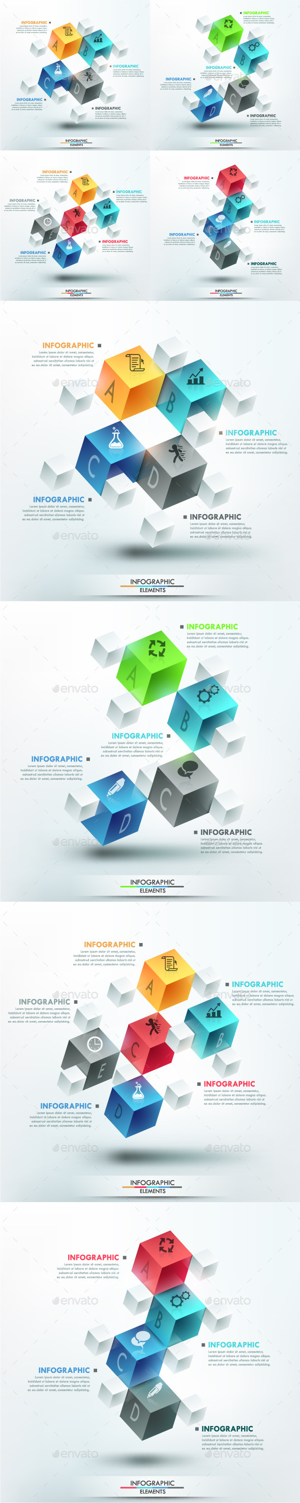 GraphicRiver Modern Infographic Options Template 10060376