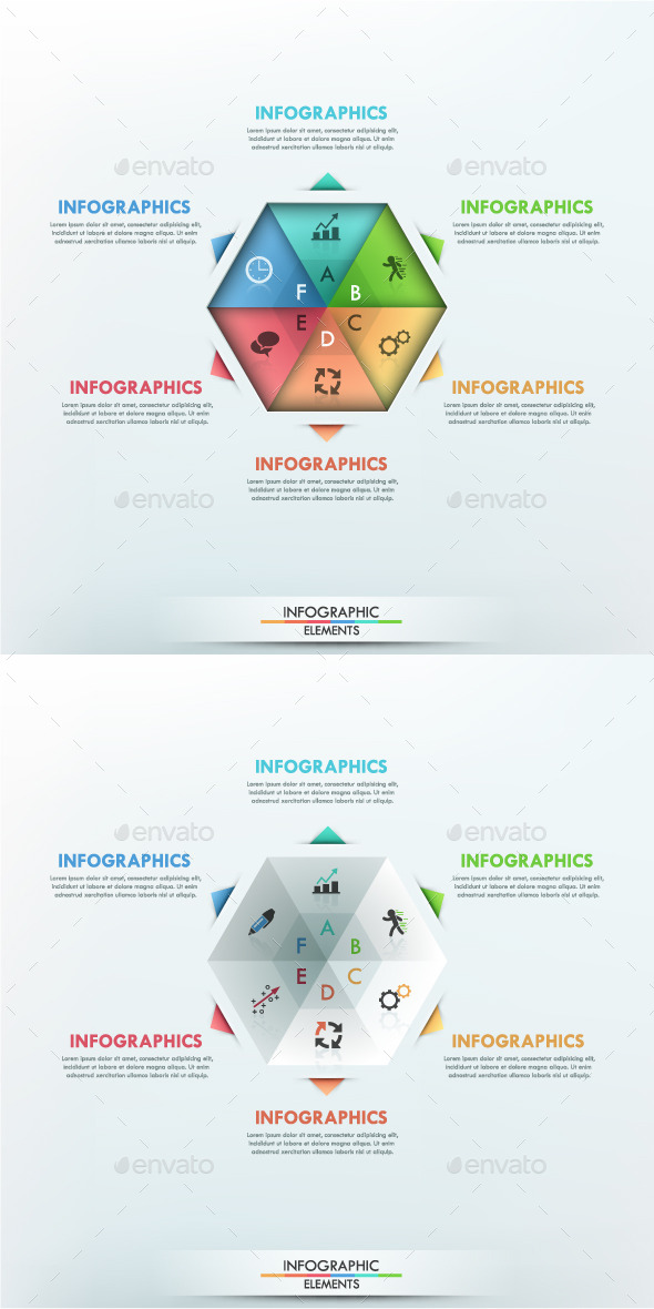GraphicRiver Modern Infographic Options Template 2 Items 10060462
