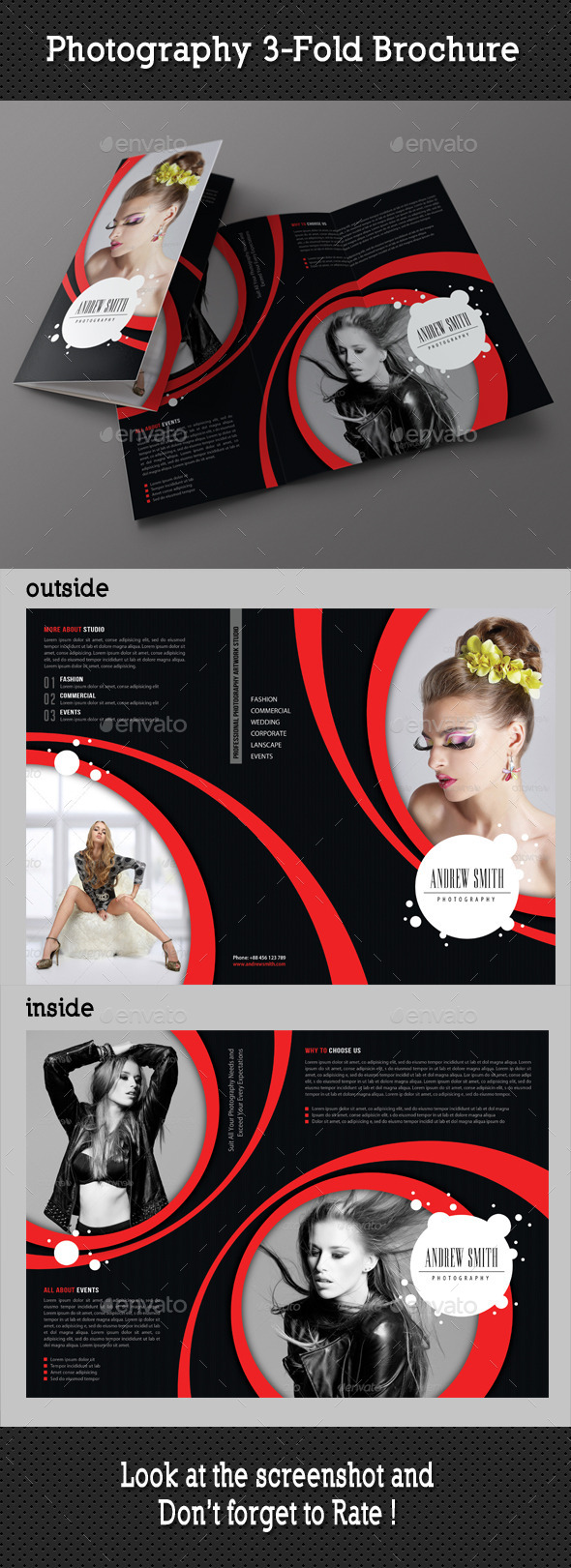 GraphicRiver Photography Studio 3-Fold Brochure 03 10062775