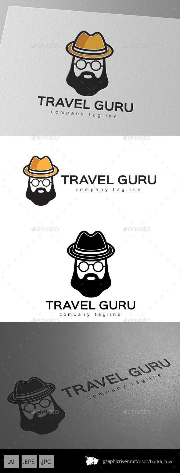 GraphicRiver Travel Tips Guide Logo 10063350