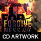 Un-Forgiveness CD Artwork Template - GraphicRiver Item for Sale