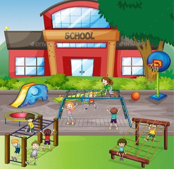 GraphicRiver kids 10063898