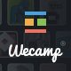 Wecamp - Responsive Email Template + Online Editor - ThemeForest Item for Sale