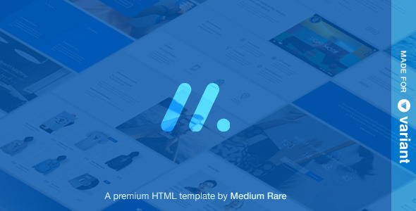 ThemeForest Machine Multi-Purpose HTML with Page Builder 10024125