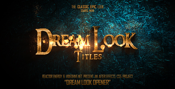 Dream Look Opener