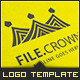 File Crown - Logo Template - GraphicRiver Item for Sale