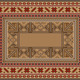 luxurious Oriental Rug with Original Pattern - PhotoDune Item for Sale