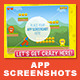 App Screenshots Templates Set #2 - GraphicRiver Item for Sale