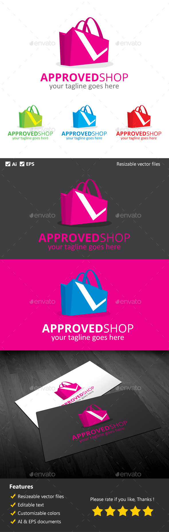 Approved Shop