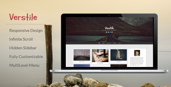 ThemeForest Verstile Responsive Blogger Template 9996829