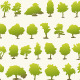 44 Hand Drawn Vector Trees - GraphicRiver Item for Sale