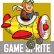Pilot Sprite - GraphicRiver Item for Sale